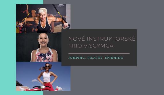 Nové instruktorské trio post thumbnail