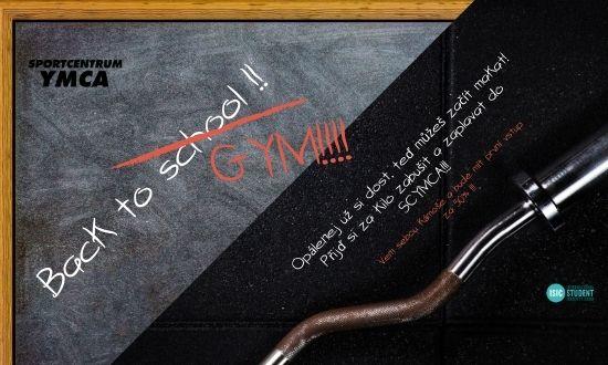 Back to GYM, akce pro všechny studenty! post thumbnail
